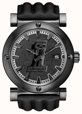 Harley Davidson Męski zegarek z czarnej etykiety 78B131