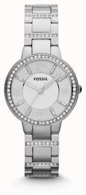 Fossil Damska dziewica ze stali nierdzewnej ES3282