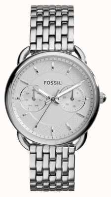 Fossil Damska krawiecka stal nierdzewna ES3712