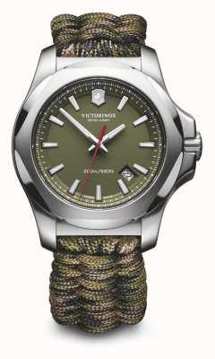 Victorinox Swiss Army Mens inox naimakka bracelet, moro watch 241727.1