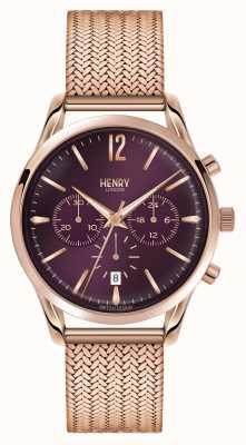 Henry London Platerowane siatką w kolorze Hampstead HL39-CM-0088