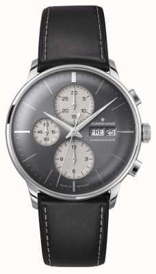 Junghans Chronometr Meister (data angielska) 027/4525.01