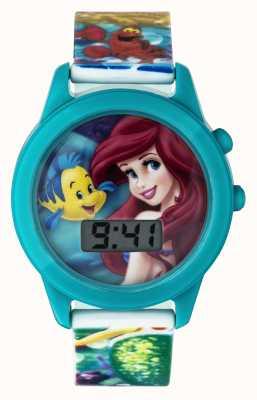 Disney Princess Mała syrenka śpiewa cyfrowy zegarek PN1165