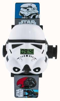 Star Wars Projektor postaci zegarka Stormtrooper STM3429