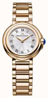 Maurice Lacroix Ladies fiaba 28mm złoty odcień daty FA1003-PVP06-110-1