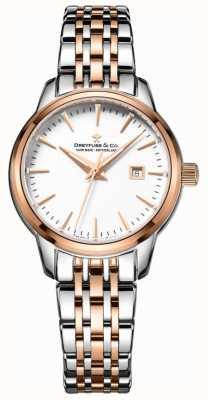 Dreyfuss Zegarek utylitarny dla pań 1890 DLB00127/02