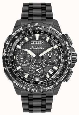 Citizen Promaster navihawk gps czarny super tytan CC9025-85E