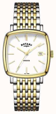 Rotary Męskie zegarki windsor GB05306/01