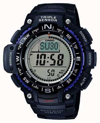 Casio Chronograf cyfrowy z trzema czujnikami SGW-1000-1AER