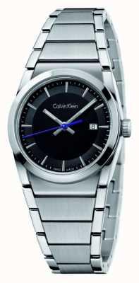 Calvin Klein Mężczyzna krok czarny tarcza K6K31143