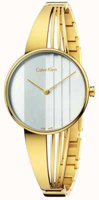 Calvin Klein Damskie złoto z dryfu K6S2N516