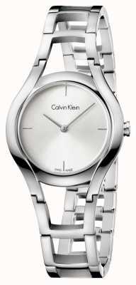 Calvin Klein Klasa damska posrebrzana K6R23126