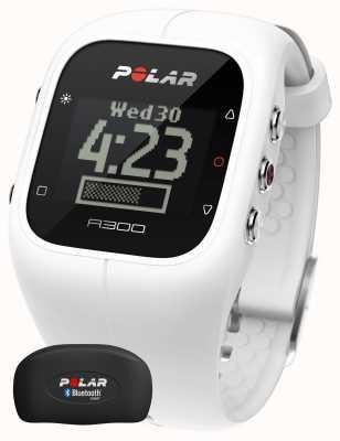 Polar Uniwersalny tracker aktywności a300 (biały z hr) 90054235