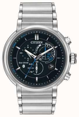Citizen Męski smartwatch zbliżeniowy Bluetooth Smartwatch BZ1000-54E