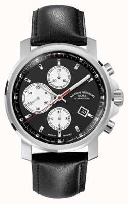 Muhle Glashutte 29er automatyczny zegarek chronograf M1-25-43-LB