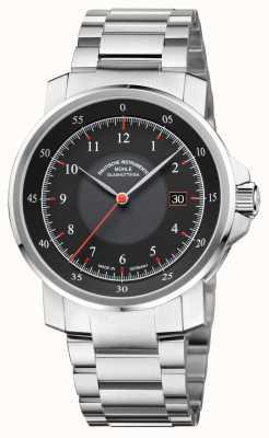 Muhle Glashutte Klasyczny automatyczny zegarek M29 M1-25-53-MB
