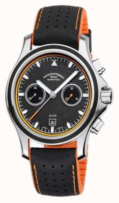 Muhle Glashutte Tarcza z syntetycznego włókna węglowego z chronografem Promare M1-42-04-NB