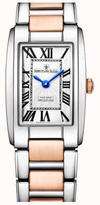 Dreyfuss Zegarek z różowego złota o szlifie eleganckim DLB00147/01