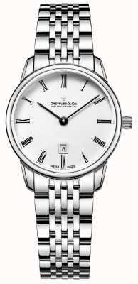 Dreyfuss Damska srebrna bransoletka DLB00146/01