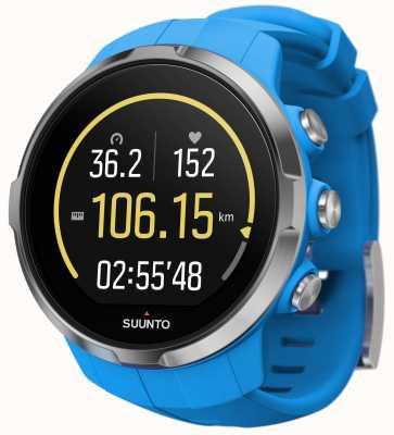 Suunto Spartański sport niebieski SS022653000