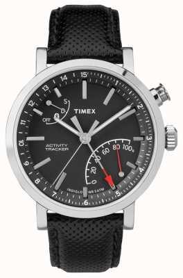 Timex Męski tracker aktywności Bluetooth chronografu metropolitalnego TW2P81700