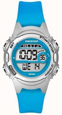 Timex Chronograf maratonu dla dzieci niebieski TW5K96900