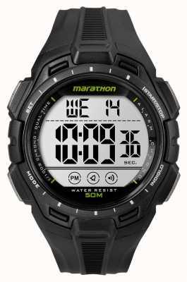 Timex Męski iron man maraton czarny TW5K94800
