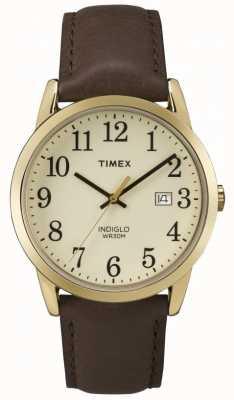 Timex Męskie łatwe wybieranie śmietnika do czytnika TW2P75800