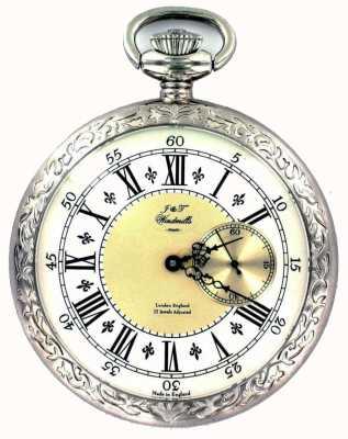 J&T Windmills Męski zegarek kieszonkowy Milton WGP10001/50