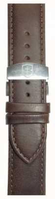 Elliot Brown Męskie, brązowe, woskowane, skórzane paski depilujące o wadze 22 mm STR-L09