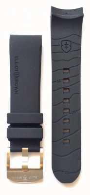 Elliot Brown Męski pasek z gumową klamrą tylko w 22 mm STR-R01