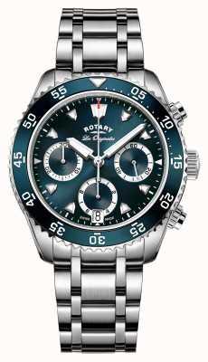 Rotary Szwajcarski szwajcarski chronograf nurkowy GB90170/05