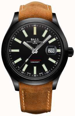 Ball Watch Company Engineer II zielony beret automatyczny futerał z węglika tytanu NM2028C-L4CJ-BK