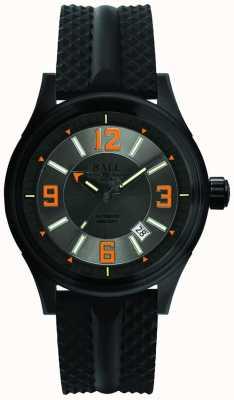 Ball Watch Company Stoper strażak dlc automatyczny gumowy pasek szara tarcza NM3098C-P1J-GYOR