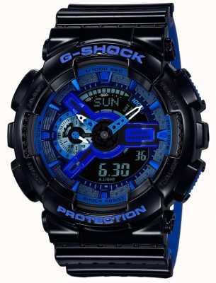 Casio Męski zegarek z żywicznej bransoletki G Shock GA-110LPA-1AER