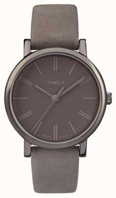 Timex Oryginały unisex z szarymi tonami TW2P96400