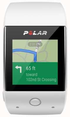Polar M600 biały zegarek smartwatch z systemem Android 90062397