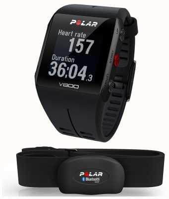 Polar V800 czarny zegarek wielosportowy (z hr) 90060770