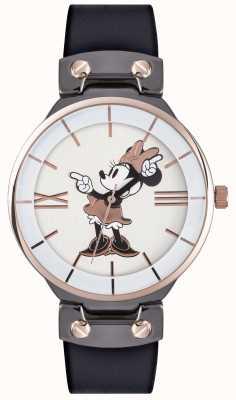 Disney Adult Myszka Minnie z różowym złotym paskiem MN1564