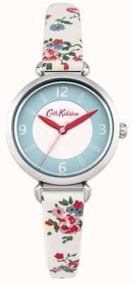 Cath Kidston Skórzany zegarek damski ze skóry kew CKL020CS