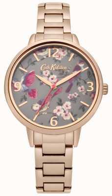Cath Kidston Damskie brytyjskie bransoletki z różowego złota CKL001RGM
