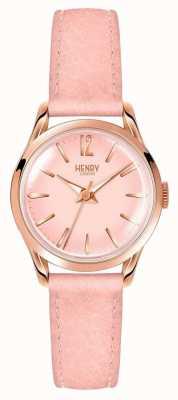 Henry London Damska różowa shoreditch HL25-S-0170