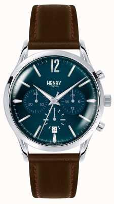 Henry London Knightsbridge dla mężczyzn HL41-CS-0107