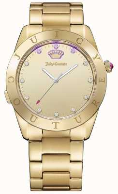 Juicy Couture Womans łączy kwarcowe złoto 1901500