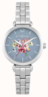 Cath Kidston Womans metalowy pasek niebieski CKL015SM