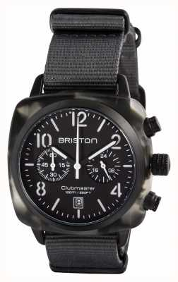 Briston Mens clubmaster classic octan alpine hunter black 15140.PBAM.GT.3.NG