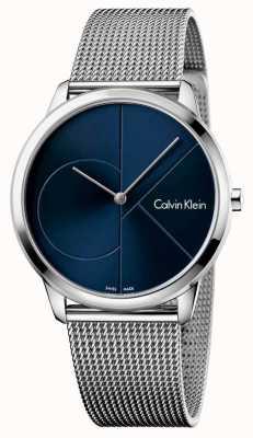 Calvin Klein Męski pasek ze stali nierdzewnej K3M2112N