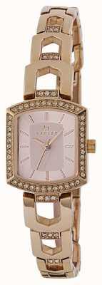 Radley Womans grosvenor metalowa bransoletka z różowego złota RY4198
