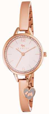 Radley Womans miłość bransoletka różowe złoto RY4268