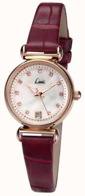 Limit Zegarek damski z masy perłowej z kamienia 6949.01